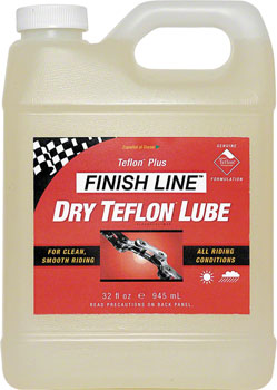 Finish Line DRY Chain Lubricant, 32oz