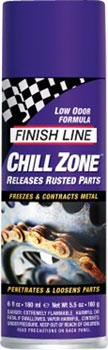 Finish Line Chill Zone Penetrating Lube, 6oz Aerosol