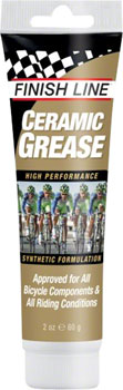 Finish Line Ceramic Grease, 2 oz Tube