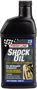 Finish Line Shock Oil 7.5 Weight, 16oz