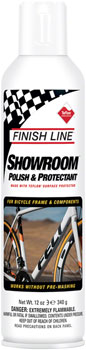 Finish Line Showroom Polish and Protectant Cleaner, 12oz Aerosol