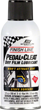 Finish Line Pedal and Cleat Lubricant, 5oz Aerosol