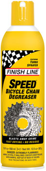 Finish Line Speed Bike Degreaser, 18oz Aerosol
