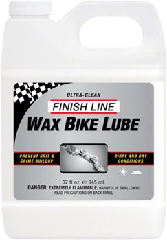 Finish Line WAX Chain Lubricant, 32oz