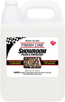 Finish Line Showroom Polish and Protectant Cleaner, 1 Gallon
