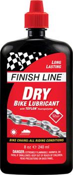 Finish Line DRY Chain Lubricant, 8oz Drip