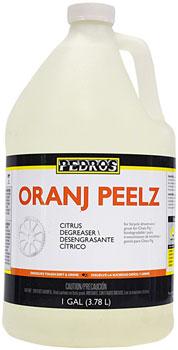 Pedro's Oranj Peelz Citrus Degreaser: 1 gallon/3.7l