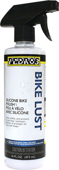 Pedro's Bike Lust Silicone Polish and Cleaner: 16oz/475ml