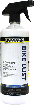Pedro's Bike Lust Silicone Polish and Cleaner: 32oz/946ml