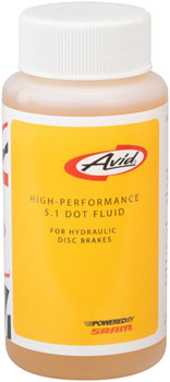 Avid 5.1 DOT Hydraulic Brake Fluid 4oz