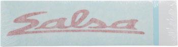 Salsa Die Cut Sticker: 10-pack