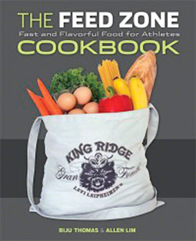 Velo Press Feedzone Cookbook
