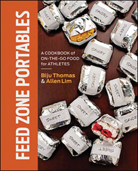 Velo Press Feed Zone Portables Cookbook