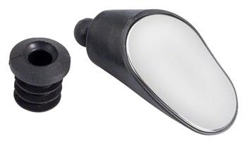 Sprintech Dropbar Mirror: Single~ Black