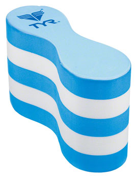 TYR Classic Pull Float: Blue/White