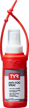 TYR Anti-Fog and Lens Cleaner Spray with Carrying Case: 2.4oz