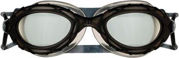 TYR Nest Pro Goggle: Black Frame/Smoke Lens