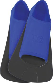 TYR Burner EBP Swim Fin: Blue, Mens XL, Fits Men's 11-13, Women's 12.5- 14.5