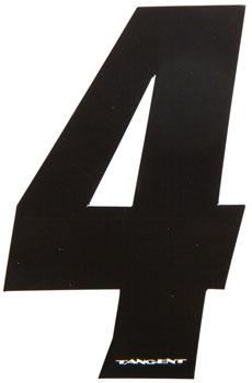 Tangent 3 BMX Number Pack 4 (10-Pack)