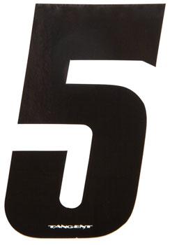 Tangent 3 BMX Number Pack 5 (10-Pack)