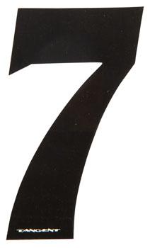 Tangent 3 BMX Number Pack 7 (10-Pack)