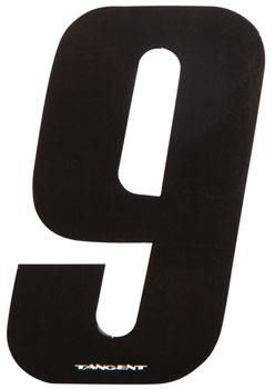 Tangent 3 BMX Number Pack 9 (10-Pack)