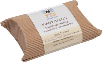 House of Talents Honey Heaven Soap: 5oz Bar