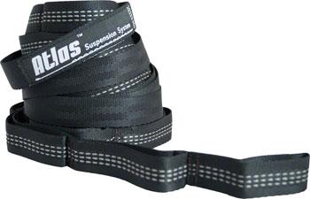 Eagles Nest Outfitters Atlas XL Straps, 13.5', Black, Pair