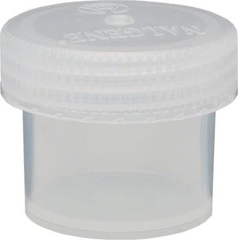Nalgene Straight Side Wide Mouth Jar: 2oz, Clear