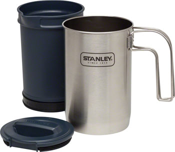 Stanley Adventure Cook plus Brew Set: Stainless Steel, 32ozë_