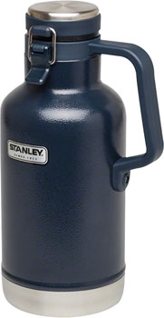 Stanley Classic Vacuum Growler: Hammertone Navy, 64oz