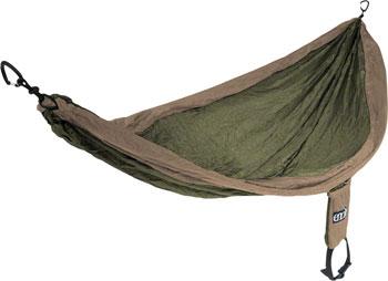 Eagles Nest Outfitters SingleNest Hammock: Khaki/Olive