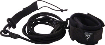 Seattle Sports Company SUP Leash, 6-foot: Black