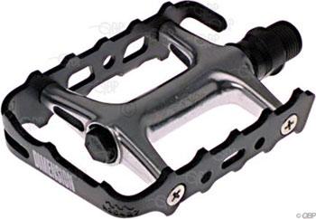 Dimension Pro Mountain Pedals Black/Silver