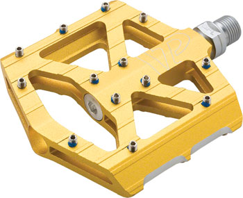 VP Components All Purpose Urban/XC/City VP-001 Pedals Gold