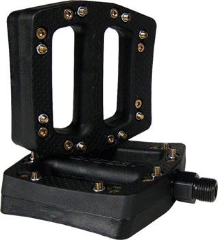 Odyssey JC/PC Plastic Pedals Black
