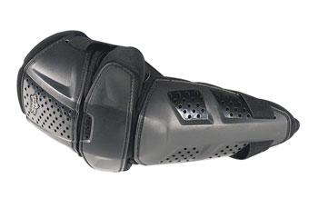 Fox Racing Launch Protective Elbow Guard: Pair, Black, LG/XL