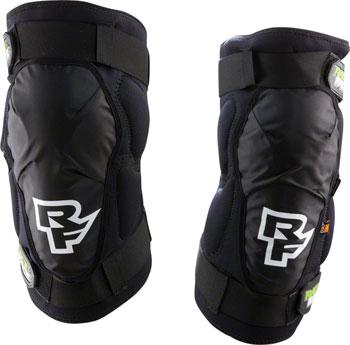 RaceFace Ambush Knee Guard: Black XL