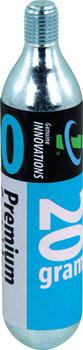 Genuine Innovations 20gram Threaded CO2 Cartridges: 2-Pack