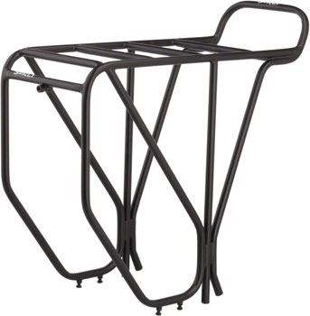Surly 26-29 CroMoly Rear Rack: Black