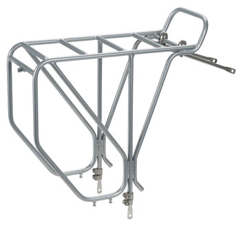 Surly 26-29 CroMoly Rear Rack: Silver