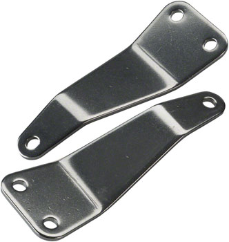 Surly Front Rack Lower Offset Sliding Mounting Plates