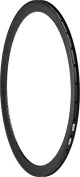 H Plus Son 700c Rim 24h Black SL42 Machined Brake Track