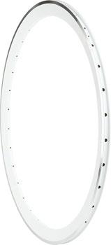 H Plus Son 700c Rim 32h White SL42 Machined Brake Track