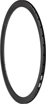 H Plus Son 700c Rim 36h Black SL42 Machined Brake Track