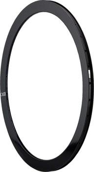 H Plus Son 700c 36h Black EERO Rim Non-Machined Sidewall