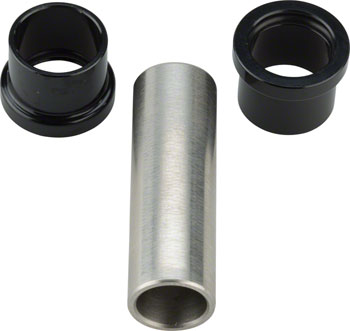 RockShox Rear Shock Mounting Hardware: 1/2 x 1/2, 40.0 x 10, 3-Piece Set