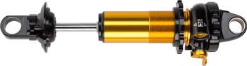 Cane Creek Double Barrel Coil Inline Rear Shock, 200x50mm (7.875 x 2.0) 15mm Open End Eye