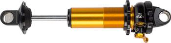 Cane Creek Double Barrel Coil Inline Rear Shock, 200x57mm (7.875 x 2.25) 15mm Open End Eye