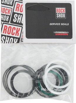 RockShox 50 hour Rear Shock Air Can Service Kit, Basic: Monarch DebonAir (2015+)